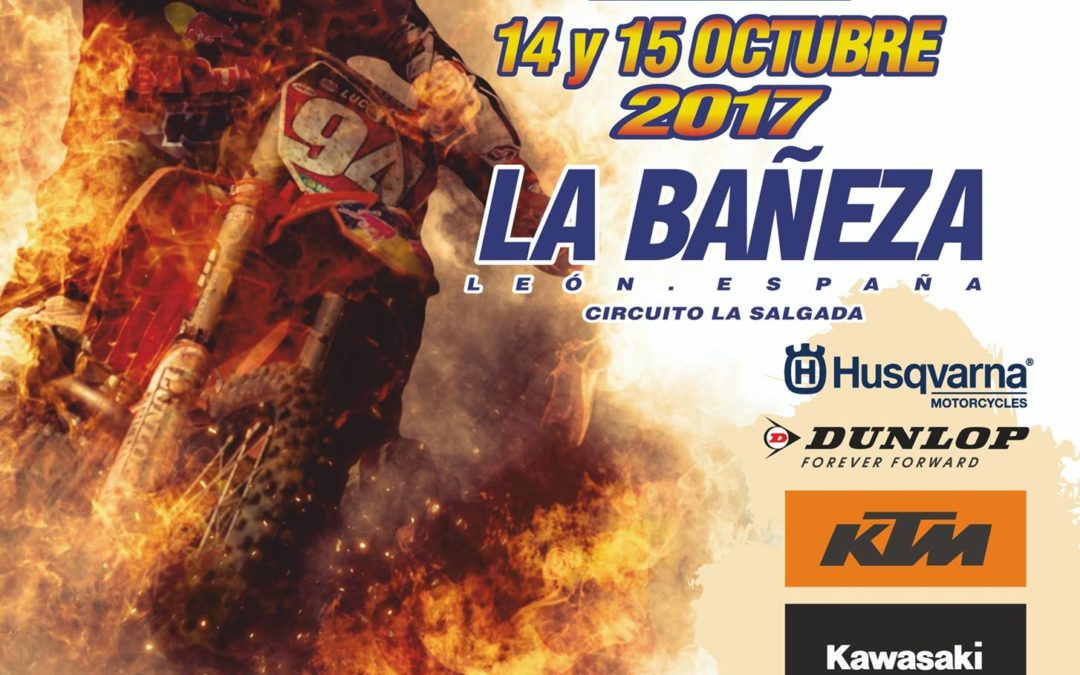 Circuito La Bañeza : Campeonato de españa motocross la bañeza cd